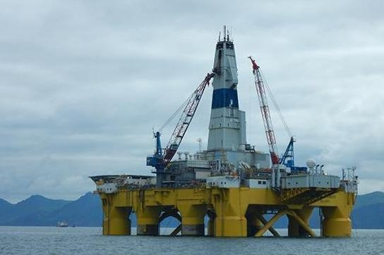 Despite a series of setbacks off the coast of Alaska, Shell said it's eager to protect its leases and assets in the region. Photo courtesy of the Bureau of Safety and Environmental Enforcement