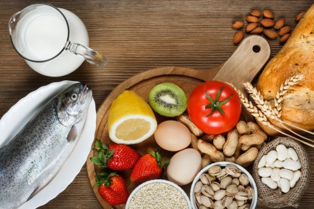 A food additive used to keep foods such as nuts, milk, eggs, wheat, fish and meat from spoiling may also be causing the uptick in significant food allergies in recent years, researchers at Michigan State University report. Photo by Evan Lorne/Shutterstock