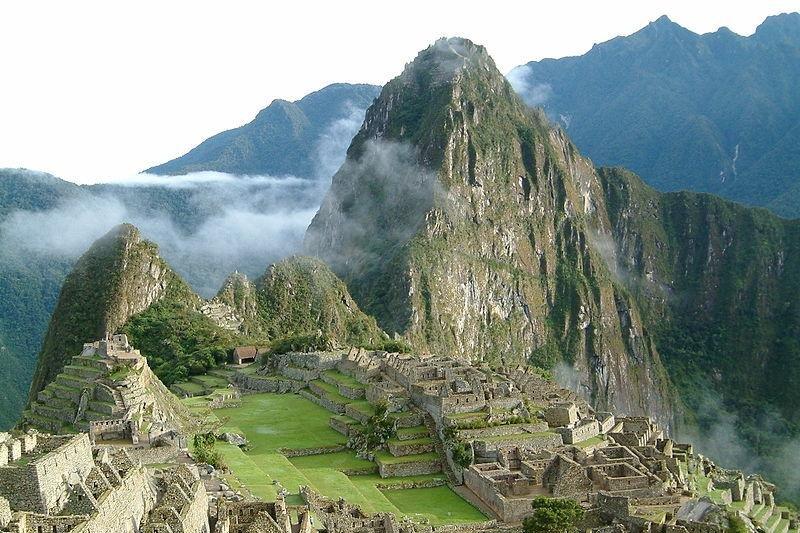 A train crash injured 15 people near Machu Picchu, the lost city of the Inca, in Peru. File Photo by Allard Schmidt/Wikimedia Commons/UPI