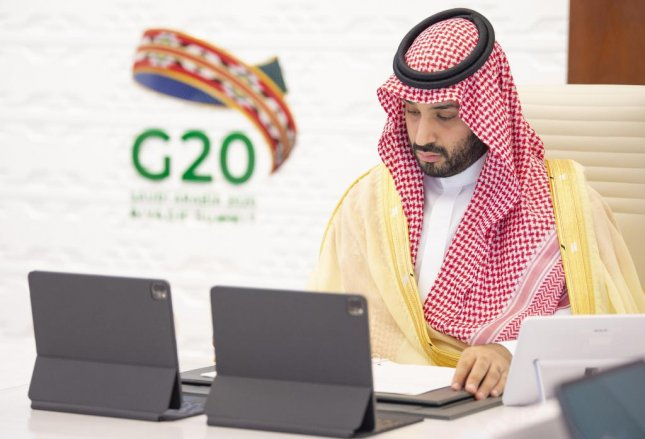 The G20 leaders closed the 2020 summit in Saudi Arabia by pledging to undertake a global effort to ensure affordable and equitable access to a COVID-19 vaccine for all people. Photo courtesy G20 summit
