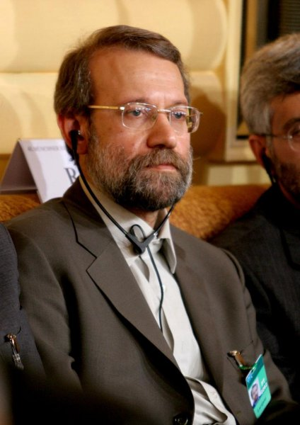 Ali Larijani, leader of Iran's parliament, oversaw the vote Tuesday in which the nuclear agreement with six world powers was approved. Photo by Munich Security Conference/CC/Wikimedia