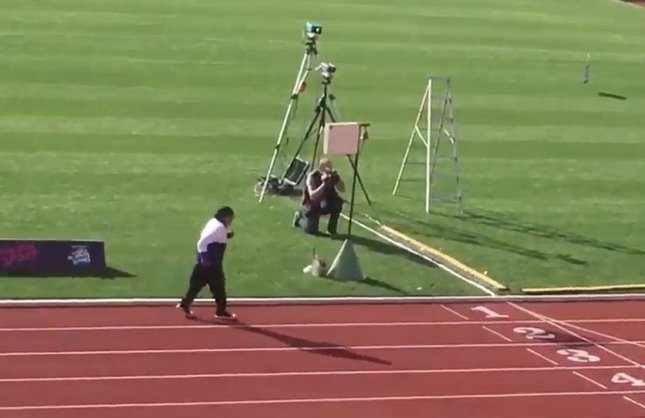 Man Kaur, a 101-year-old sprinter from India, won a gold medal at the World  Masters Games for completing a 100-meter race as the sole competitor in the  ...