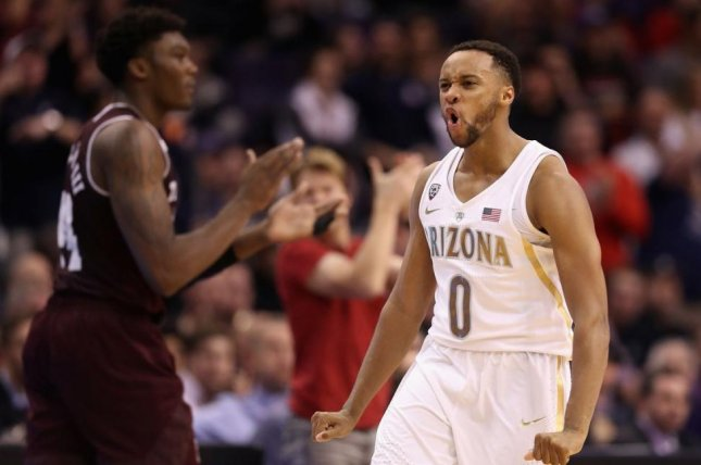 Zona comes back to beat #7 Texas A & M