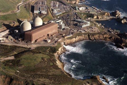 California's last nuclear power plant, the Diablo Canyon facility in San Luis Obispo County, will close in 2025, regulators said on Thursday. Image courtesy of U.S. Nuclear Regulatory Commission