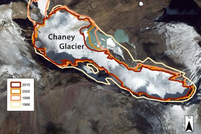 Glacier-Less National Park? Climate Change Melting Iconic Formations