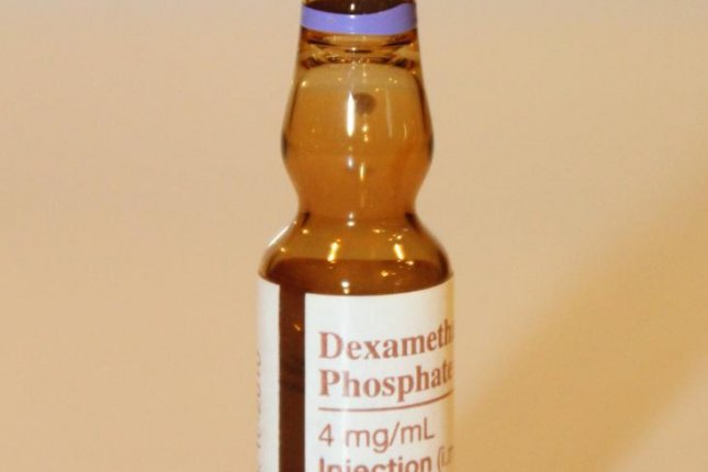Dexamethasone is one of several steroids that may help people hospitalized with serious COVID-19 infections, research shows. Photo by LHcheM/Wikimedia Commons