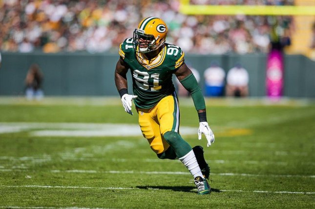 Cowboys trade for Green Bay LB Jayrone Elliott, release Mark Nzeocha