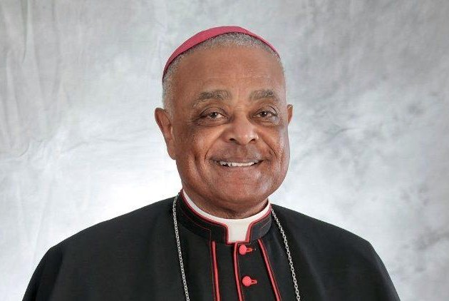 Wilton Gregory, the archbishop in Washington, D.C., will become a cardinal on Nov. 28, Pope Francis announced Sunday. Photo courtesy Vatican News