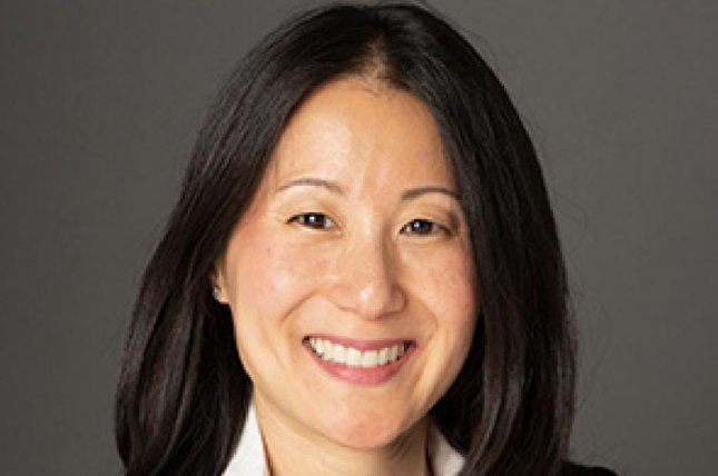 Li Li Leung was named the CEO and president of USA Gymnastics on Tuesday. Leung will assume the role March 8. Photo courtesy of USA Gymnastics/Wendy Barrows
