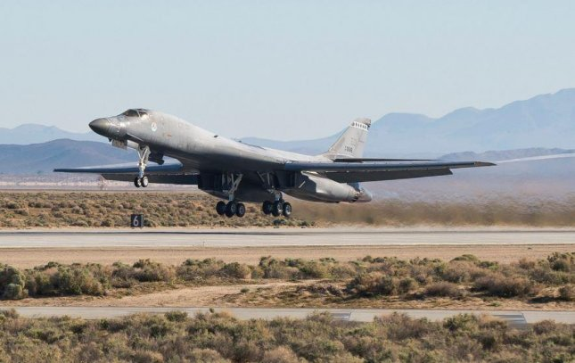 The U.S. Air Force grounded its entire fleet of B-1B Lancer bombers this week to investigate a potential fuel filter problem. Photo courtesy of U.S. Air Force