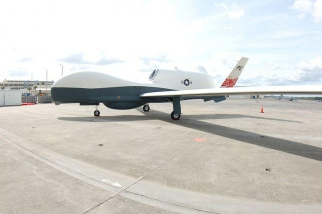 The MQ-4C Triton unmanned autonomous vehicle provides real-time intelligence, surveillance and reconnaissance capabilities for the U.S. Navy. Photo courtesy of Northrup Grumman