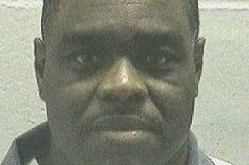 Scotty Morrow, who was convicted in a 1994 double murder, died by lethal injection in Georgia on Thursday. Photo courtesy Georgia Department of Corrections