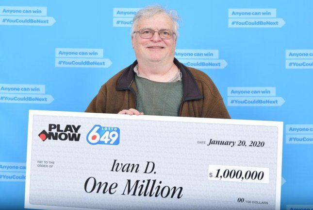 A British Columbia man said he had to wait two months to collect his lottery jackpot because he couldn't leave the lighthouse where he works as a keeper. Photo courtesy of the BCLC