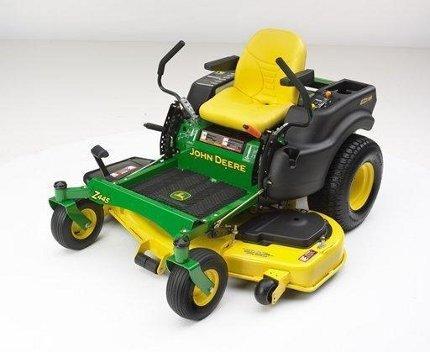 The injury-prone mower model.