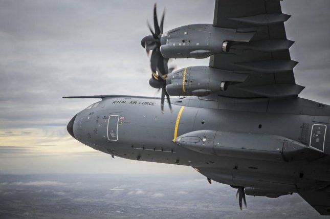 U.K. Defense Ministry Signs Off On Atlas A400M Upgrade