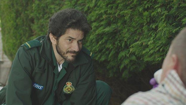 Israeli actor Uriel Emil has landed a role in the BBC series, Casualty.