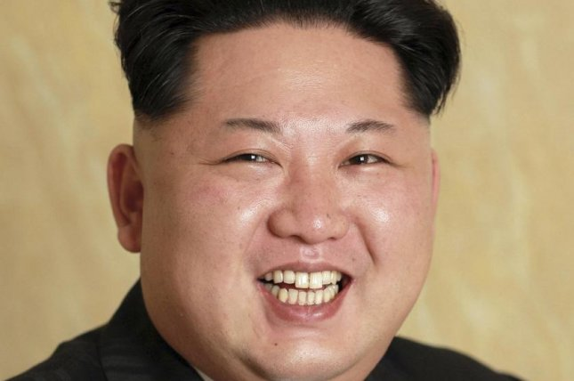 North Korea's Kim Jong Un engaged in drunken behavior while punishing senior military officials, according to a Japanese newspaper. File Photo by Rodong Sinmun