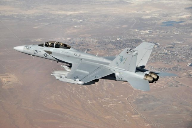 The U.S. State Department has approved a proposed foreign military sale of AEA-18G Electronic Warfare Range Systems to the government of Australia. Airborne electronic attack systems are used by EA-18G Growlers to support intelligence, surveillance and reconnaissance missions. Photo by Cmdr. Ian C. Anderson/U.S. Navy