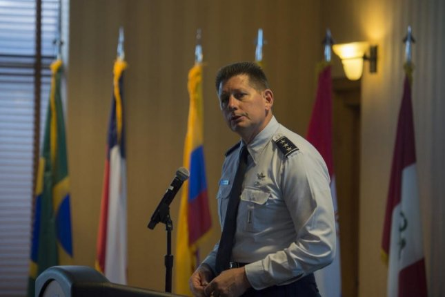 U.S. Space Force vice commander Lt. Gen. David Thompson, shown here at a November 2019 conference in Arizona, told reporters this week the DoD has begun the process of transferring 6,000 personnel from the Air Force to the newly-created Space Force. Photo by Angela Ruiz/ U.S. Air Force