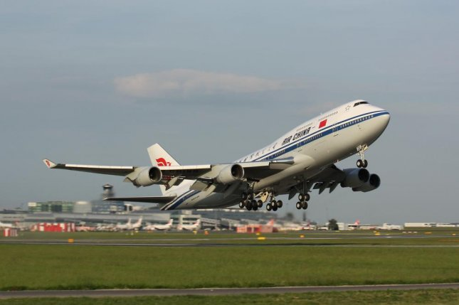 Boeing on Wednesday announced a new $38 billion contract to build 300 aircraft for various Chinese carriers, including Air China (pictured). The announcement came on day two of Chinese President Xi Jinping's visit to Seattle. Photo: Rebius / Shutterstock
