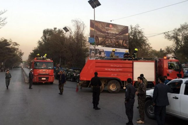 Blast hits Afghan capital Kabul, numerous casualties