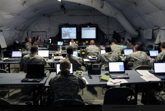 Leaders of the National Security Commission on Artificial Intelligence on Friday urged swift action to fund and develop AI projects to maintain a military advantage. File Photo courtesy of U.S. Army