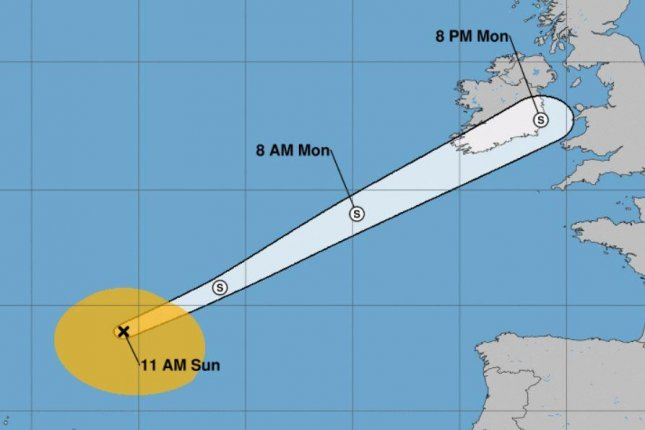 Hurricane Florence Is Now a Category 3 Storm