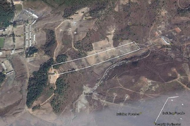 North Korea has built a large-scale military training facility, the most expansive to be built since Kim Jong Un fully assumed power in 2012, according to satellite imagery analysis. Photo by Yonhap