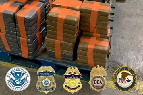 Drugs seized in tunnel discovered under U.S.-Mexico border earlier this month were worth an estimated $30 million. Photo courtesy of ICE