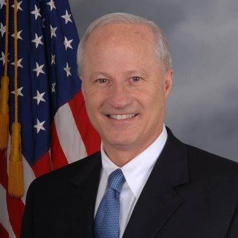 Rep. Mike Coffman, R-Colo., proposed a bill this week that would end TPS while also granting permanent residency to the more than 400,000 immigrants in the program. Photo via Mike Coffman/Facebook