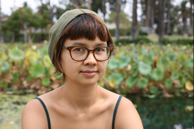 Charlyne Yi, a professional polymath whose artistic endeavors include stand-up comedy, acting, screenwriting and composing, is branching out into poetry with new book You Can't Kill Me Twice (So Please Treat Me Right). Photo courtesy of Laura E. Davis