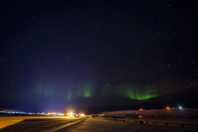 The Air Force released its Arctic Strategy Tuesday. Photo by Dennis Hoffman/U.S. Air Force