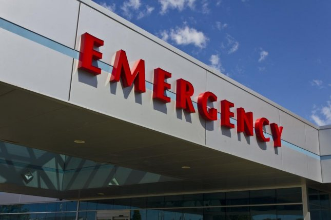 According to a new report from the CDC, the number of Americans who visit the emergency room each year -- about one in five -- has remained relatively unchanged in recent years. Photo by Jonathan Weiss/Shutterstock
