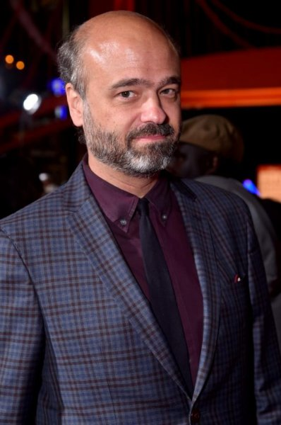 Scott Adsit, who lends his voice to the character Baymax in the animated movie Big Hero 6. (Disney)