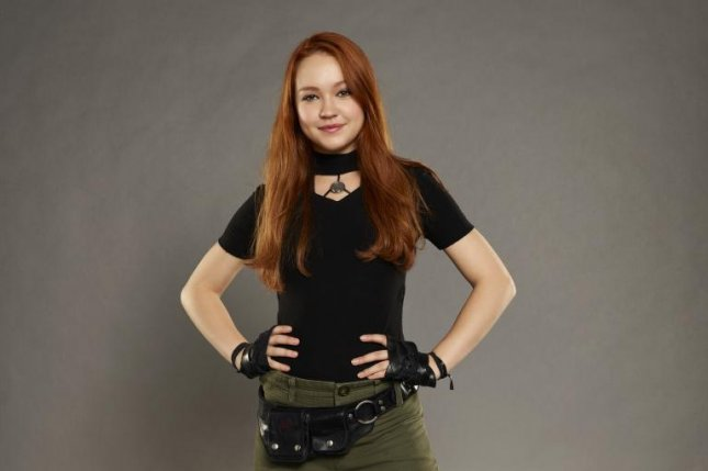 Sadie Stanley will soon be seen starring in the live-action version of Kim Possible. Photo courtesy of the Disney Channel