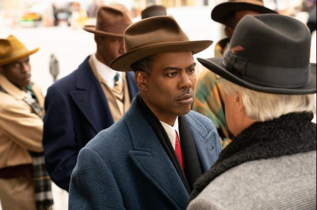 Chris Rock plays Loy Cannon in the new season of Fargo, coming to FX on Sunday. Photo courtesy of FX Networks