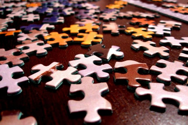 Maxine Olive of Belleville, Ontario, completed the40,320-pieceRavensburger Memorable Moments puzzle, the world's largest commercially-available jigsaw puzzle, in 150 hours, beating the previous best time of 423 hours. Photo by mikesween/Pixabay.com