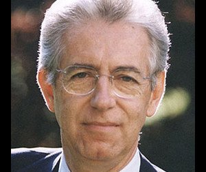 Mario Monti, a former President of Bocconi University and European Union commissioner, was picked to succeed Silvio Berlusconi as Italy's prime minister. (UPI/via Flickr)