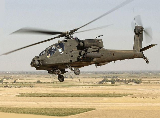 The new South Korean version of the AH-64E Apache made its debut during military exercises with the United States this week as the two nations look to be on the same page as tensions mount between most countries around the world and North Korea over its nuclear program. Photo courtesy of Boeing