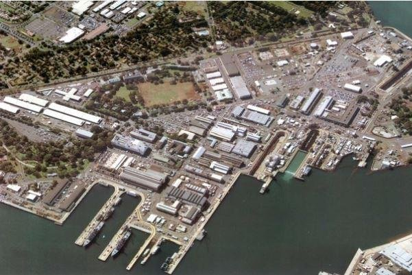 With a change in U.S. Navy contracting guidelines, BAE Systems' Hawaii Shipyard facility will eliminate 325 jobs, the company announced Monday. Photo courtesy of BAE Systems