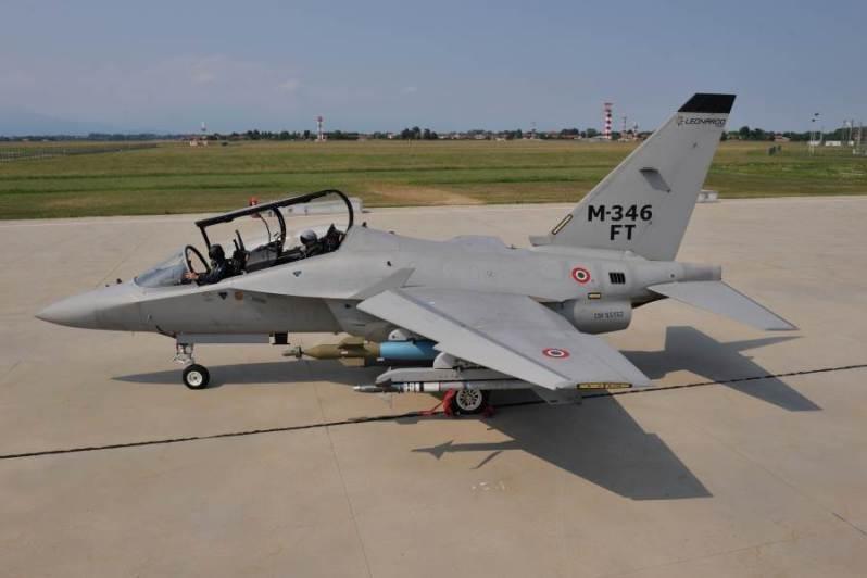UAE Gives M346 a LIFT