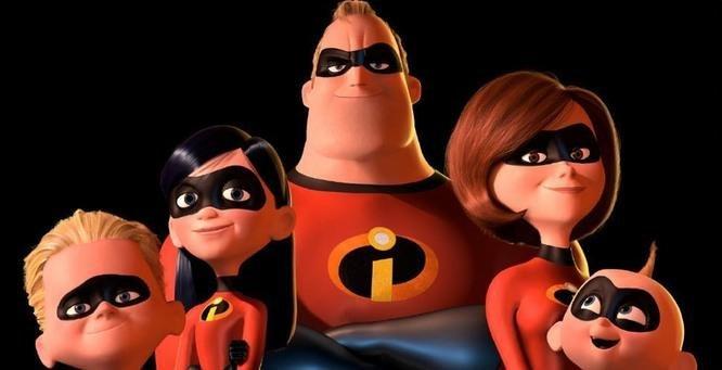'The Incredibles.' (Disney/Pixar)