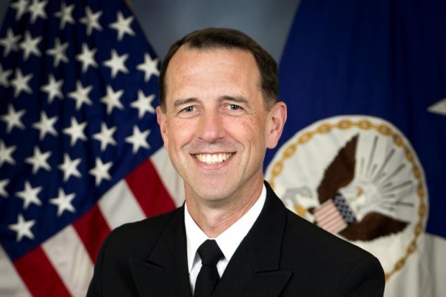 31st Chief of Naval Operations Adm. John Richardson (U.S. Navy photo by Mass Communication Specialist 1st Class Nathan Laird)