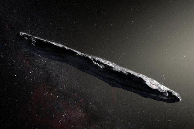 Study Suggests 'Oumuamua Is Much Smaller Than Previously Thought