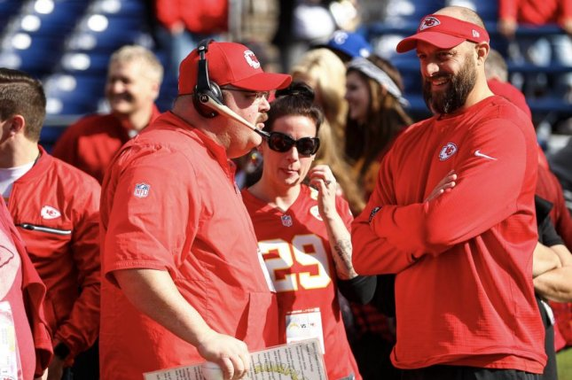 The Chicago Bears hired former Kansas City Chiefs offensive coordinator Matt Nagy as their head coach on Monday. Photo courtesy of the Kansas City Chiefs/Twitter.