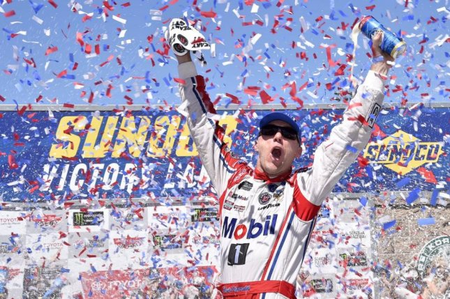 With Kevin Harvick's win Sunday at Sonoma, Harvick stands third in the all-important regular-season standings, which pay playoff bonus points after 26 races. Photo courtesy of Richmond Raceway/Twitter