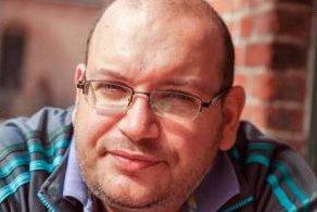 Detained Washington Post reporter Jason Rezaian. Twitter/Jason Rezaian