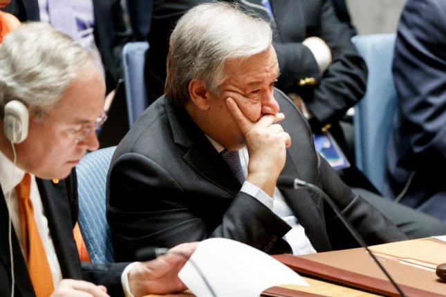 UN Chief Warns Of