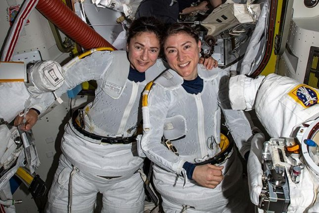 Watch live as NASA astronauts conduct second-ever all-female spacewalk