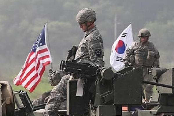 U.S. and South Korea military pressure on North Korea is expected to escalate at the border after Pyongyang's recent announcement that it had tested a hydrogen bomb. File Photo by Yonhap